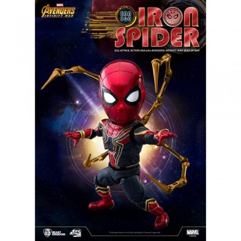 Marvel Avengers: Infinity War - Egg Attack Action - Iron Spider (EAA-060)