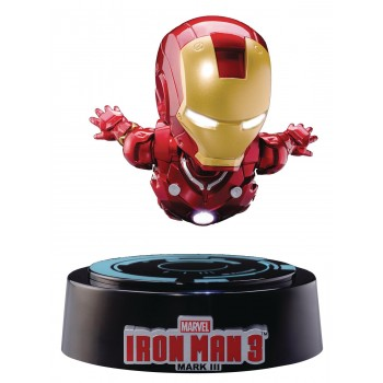 Marvel Egg Attack - The First Ten Years Edition - Iron Man Mark 3 Magnetic Floating Metallic (EA-040)
