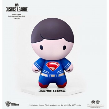 Superman - Justice League Multifunctional Piggy Bank