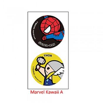 Marvel Kawaii Pin - A (MK-PINA)