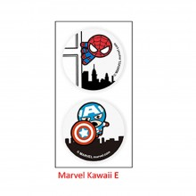 Marvel Kawaii Pin - E (MK-PINE)