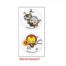 Marvel Kawaii Pin - F (MK-PINF)