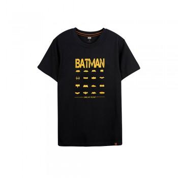 Batman Series: Batman Logo Tee (Black, Size S)