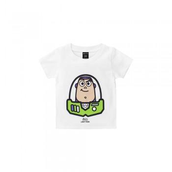 Buzz Pixar Series Children Tee (White, Size 140)