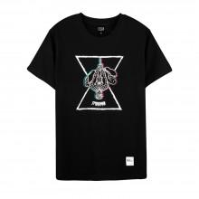Spider-Man Series Vaporwave Tee (Black, Size XL)