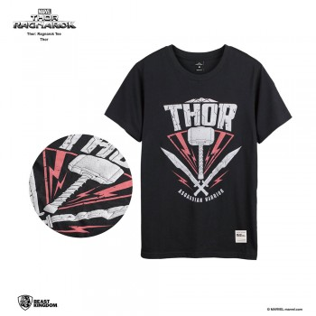 Thor: Ragnarok Tee Thor - Black, S