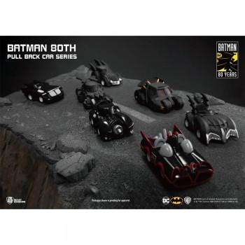 Pull Back car Batman 80th Series - Justice League