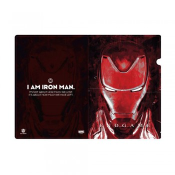 Avengers: Infinity Series L Folder Iron Man