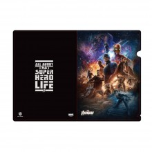 Avengers: Infinity Series L Folder Super Hero