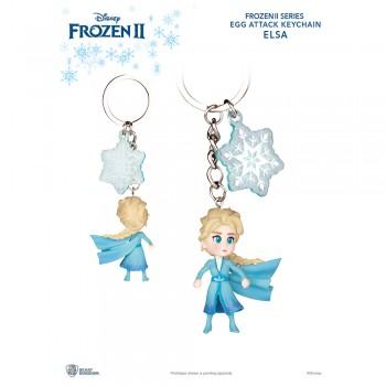Frozen 2 Egg Attack Keychain Series Elsa