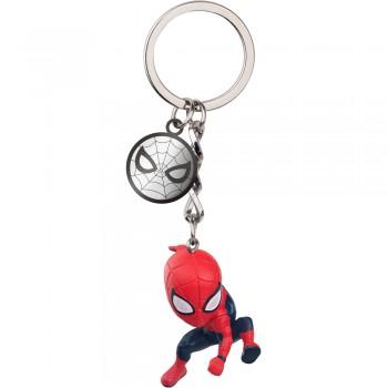 Marvel Comics Series Egg Attack Key Chain - Comics Spider-Man