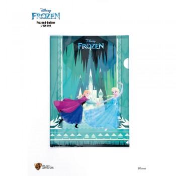 Disney Frozen L-Folder - Anna & Elsa Ice Skating (LF-FZN-008)