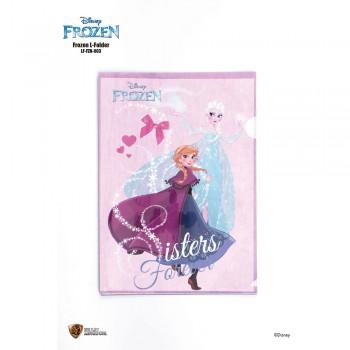 Disney Frozen L-Folder - Anna & Elsa Sisters Forever (LF-FZN-003)