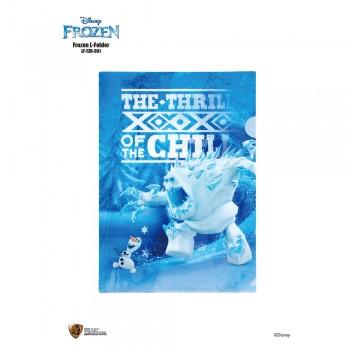 Disney Frozen L-Folder - Marshmallow (LF-FZN-001)