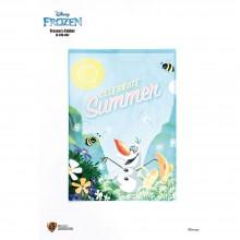Disney Frozen L-Folder - Olaf Celebrate Summer (LF-FZN-007)
