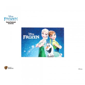 Disney Frozen Postcard - Fever Praty (STA-FZN-002)