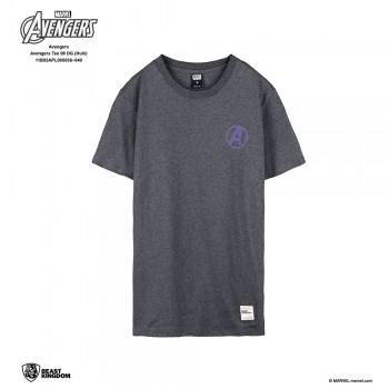 Avengers Tee Incredible Hulk - Dark Gray