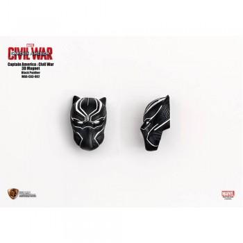 Captain America: Civil War 3D Magnet Black Panther (MAG-CA3-002)