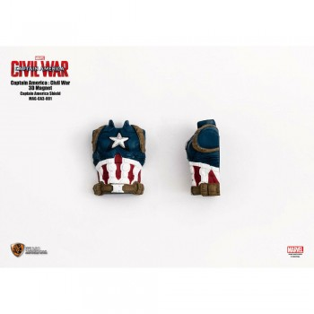 Captain America: Civil War 3D Magnet Captain America Shield (MAG-CA3-001 CA3)