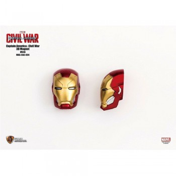 Captain America: Civil War 3D Magnet MK46 (MAG-CA3-004)