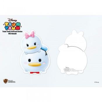 Disney: Tsum Tsum Postcard Series Donald (STA-Tsum-002)