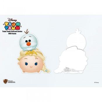 Disney: Tsum Tsum Postcard Series Frozen (STA-Tsum-006)