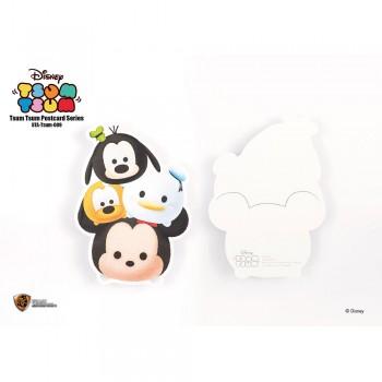 Disney: Tsum Tsum Postcard Series Mickey Group (STA-Tsum-009)