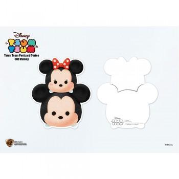 Disney: Tsum Tsum Postcard Series Mickey (STA-Tsum-001)