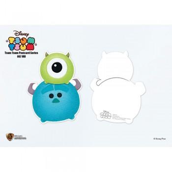 Disney: Tsum Tsum Postcard Series Monster University (STA-Tsum-007)