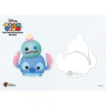 Disney: Tsum Tsum Postcard Series Stitch (STA-Tsum-005)