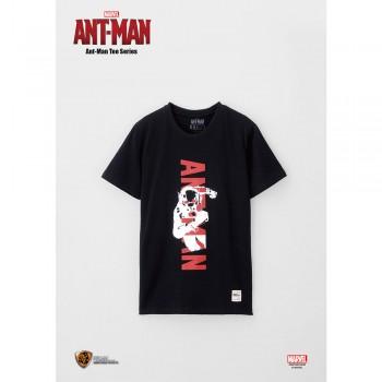 Marvel: Ant-Man Tee Series Logo - Black, Size XL (ANM03BK-XL)