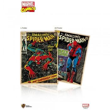 Marvel Comic: L-Folder - Spider-Man (MC-LF-SPM)