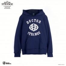 Marvel Dr. Strange: Dr. Strange Hoodie Necklace - Blue, Size L (APL-DS-HD-001)