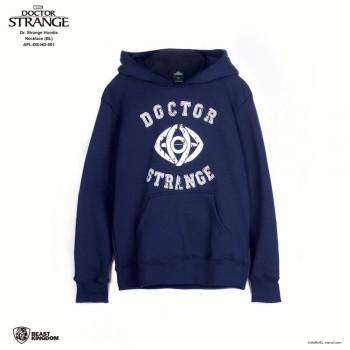 Marvel Dr. Strange: Dr. Strange Hoodie Necklace - Blue, Size XS (APL-DS-HD-001)