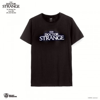 Marvel Dr. Strange: Dr. Strange Tee Logo - Black, Size XXL (APL-DS-TEE-002)