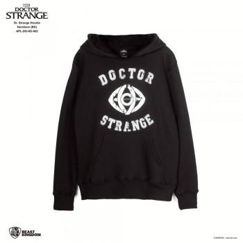 Marvel Dr. Strange: Dr. Strange Hoodie Necklace - Black, Size L (APL-DS-HD-002)