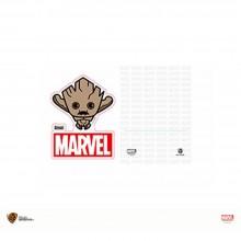 Marvel: Kawaii Postcard - Adult Groot (MK-PC-GRT)