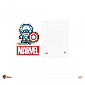 Marvel: Kawaii Postcard - Captain America (MK-PC-CA)