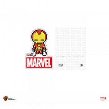 Marvel: Kawaii Postcard - Iron man (MK-PC-IM)