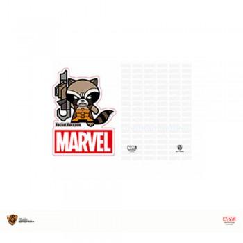 Marvel: Kawaii Postcard - Rocket Raccoon (MK-PC-RC)