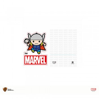 Marvel: Kawaii Postcard - Thor (MK-PC-TR)