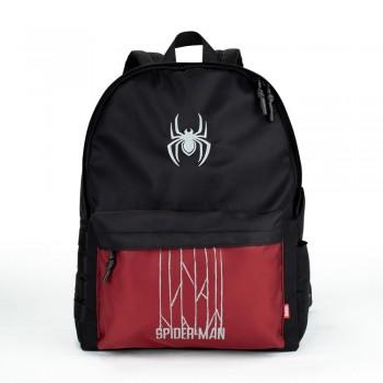 Spiderman Series: Spider Backpack - Black