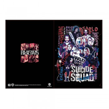 Suicide Squad: L Folder - Whole Team (STA-SS-LF-003)