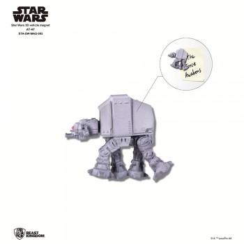 Disney Star Wars 3D Vehicle Magnet AT-AT (STA-SW-MAG-003)