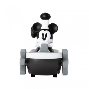 Classic Mickey: Pull Back Car Series - Steamboat Willie