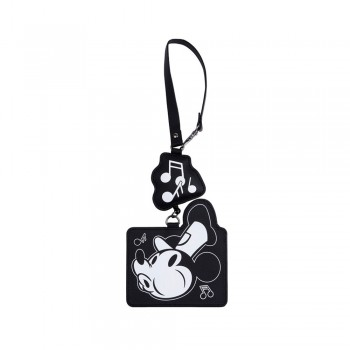 Classic Mickey Series: Card Holder - Steamboat Willie