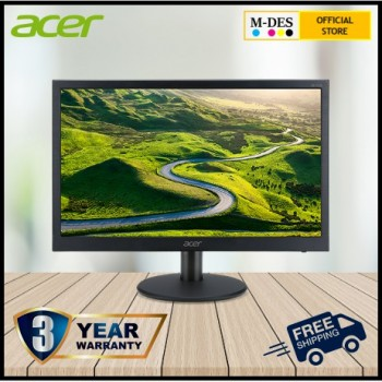 "Acer EB192Q 18.5"" HD 1366 x 768 16:9 LED Monitor"
