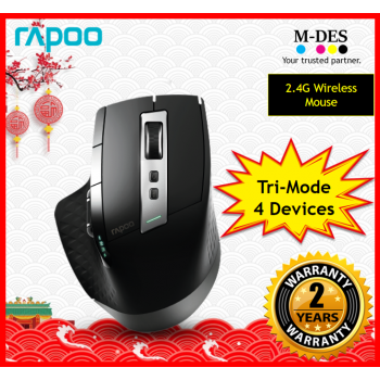 RAPOO MT750  Multi-mode Wireless Mouse