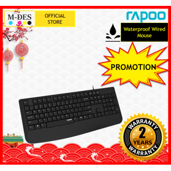 RAPOO NK1900 Wired Keyboard