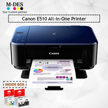 CANON E510 3in1 PRINTER